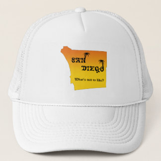 San Diego--what's not to like? Trucker Hat