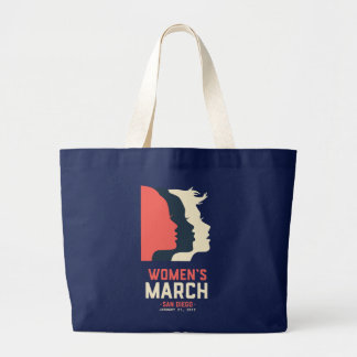 San Diego Women's March Tote Bag