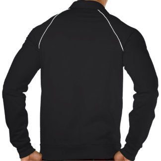 San Diego Zoo Bamboo Men's Fleece Track Jacket XS
