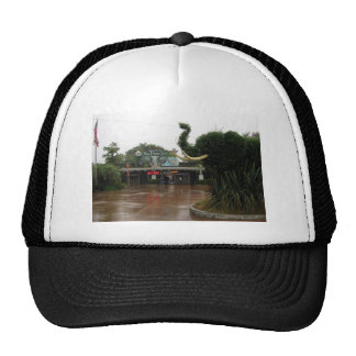 San Diego Zoo Mesh Hat