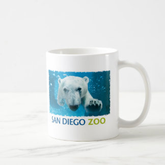 San Diego Zoo Polar Bear Coffee Mug