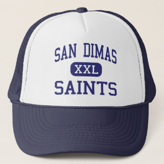 San Dimas - Saints - High - San Dimas California Trucker Hat