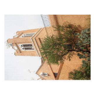 San Felipe de Neri, Albuquerque, NM Post Card