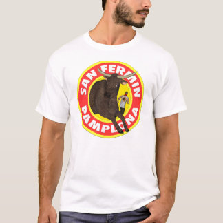 San Fermin - Pamplona T-Shirt
