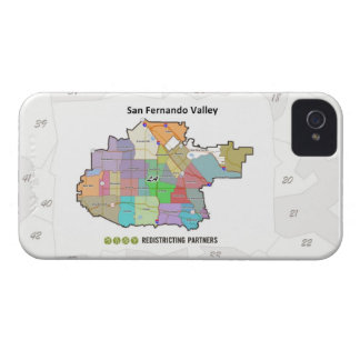 San Fernando Valley 2 Case-Mate iPhone 4 Cases