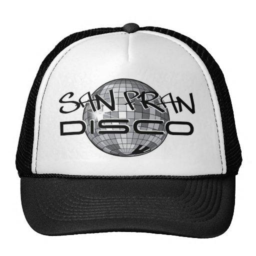 San Fran Disco Hat