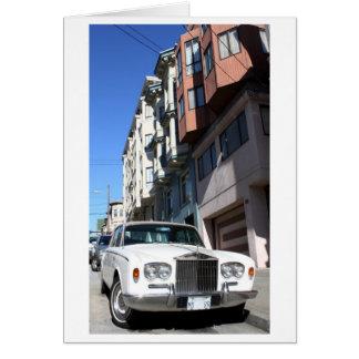 San Fran Rolls Card