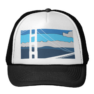 San Fran Trucker Mesh Hats