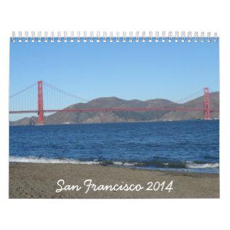 San Francisco 2014 Calendars