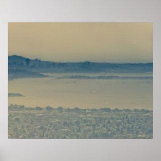San Francisco 2 California USA Poster