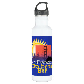 SAN FRANCISCO 710 ML WATER BOTTLE