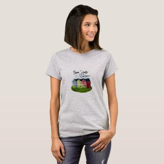 San Francisco Alamo Square T-Shirt