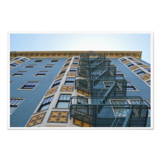 San Francisco Architecture Print