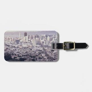 San Francisco Bag Tag