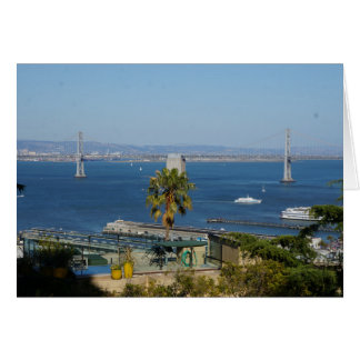 San Francisco Bay #2 Card