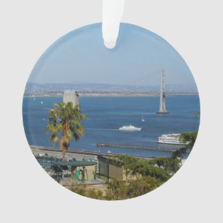 San Francisco Bay #2 Ornament