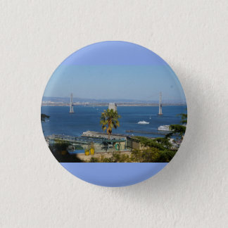San Francisco Bay #2 Pinback Button