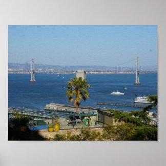 San Francisco Bay #2 Poster