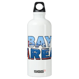 San Francisco Bay Area SIGG Traveller 0.6L Water Bottle
