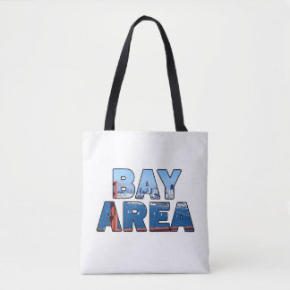San Francisco Bay Area Tote Bag
