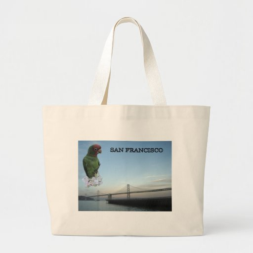 San Francisco Bay Bridge #2 Bag