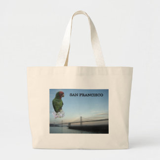 San Francisco Bay Bridge #2 Jumbo Tote Bag