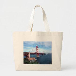 San Francisco Bay Bridge Tote Bag