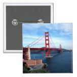 San Francisco Bay Bridge Button