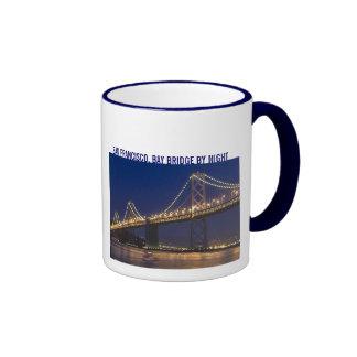 SAN FRANCISCO, BAY BRIDGE COFFEE MUGS