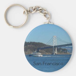 San Francisco Bay Bridge Key Chain