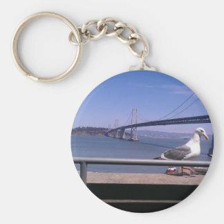 San Francisco Bay Bridge Key Chains
