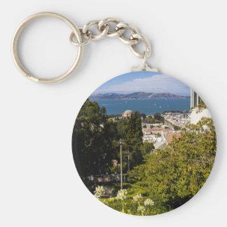 San Francisco Bay Key Chains