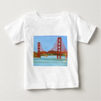 San Francisco Bridge Baby T-Shirt