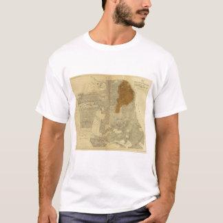 San Francisco burnt area, 1906 T-Shirt