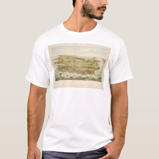 San Francisco, CA. 1873 (1528A) T-Shirt