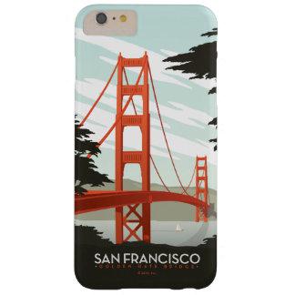 San Francisco, CA - Golden Gate Bridge Barely There iPhone 6 Plus Case