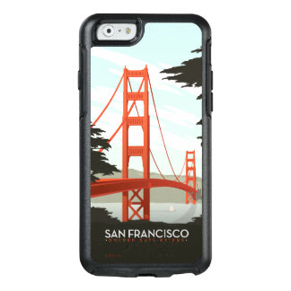 San Francisco, CA - Golden Gate Bridge OtterBox iPhone 6/6s Case