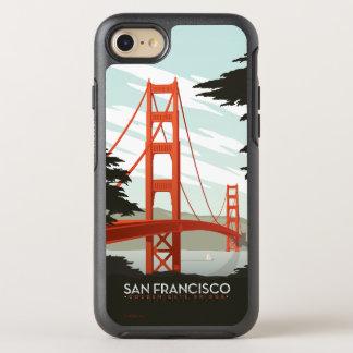 San Francisco, CA - Golden Gate Bridge OtterBox Symmetry iPhone 8/7 Case