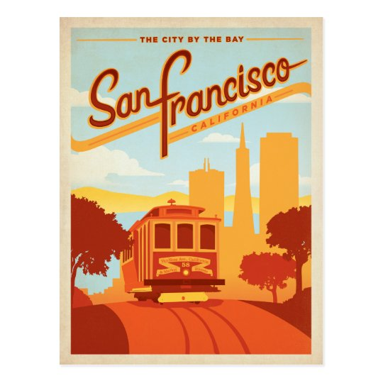 San Francisco, CA - The City by the