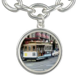 San Francisco Cable Car Bracelet