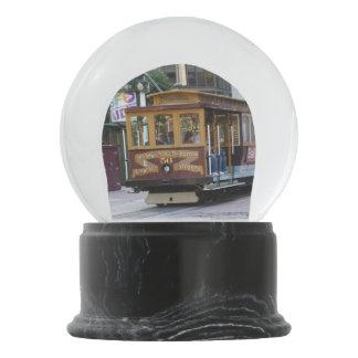 San Francisco Cable Car Snow Globes