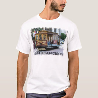 San Francisco Cable Car T-Shirt