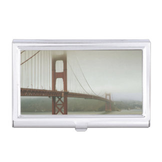 San Francisco, California Business Card Holder