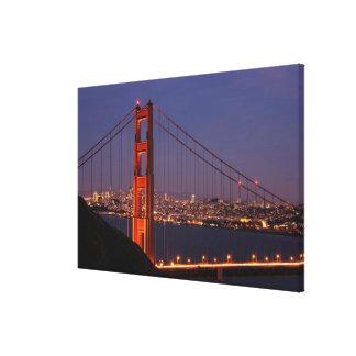 San Francisco, California Canvas Prints