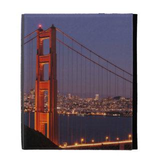 San Francisco, California iPad Case