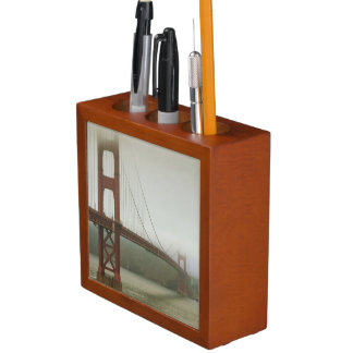 San Francisco, California Desk Organiser