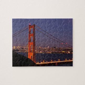 San Francisco, California Jigsaw Puzzle
