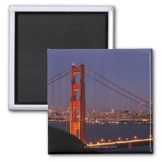 San Francisco, California Square Magnet
