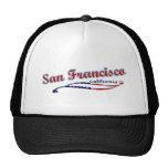San Francisco California  Trucker Hat