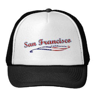 San Francisco California  Trucker Hat
